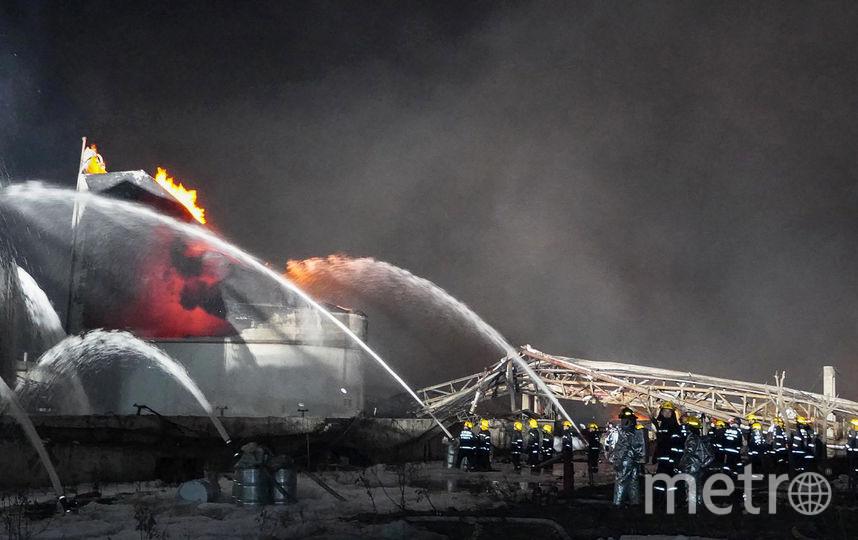 В больницы доставили около 640 раненых. Фото AFP