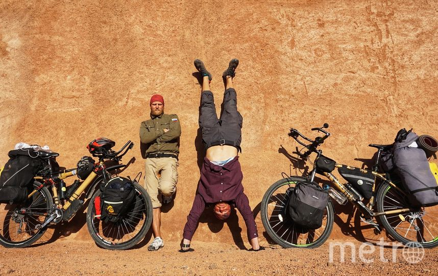 "Ни один велосипед не пострадал. Фото https://vk.com/ansmagin, ""Metro"""