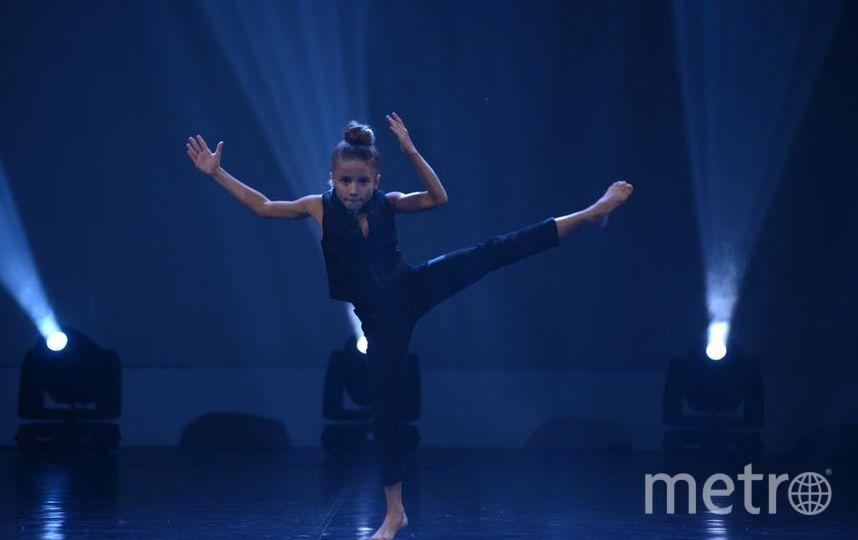 "Гладышева Таисия, 11 лет, танцовщица Дома танца ""Kannon dance"". Фото -- Марина Гладышева, ""Metro"""
