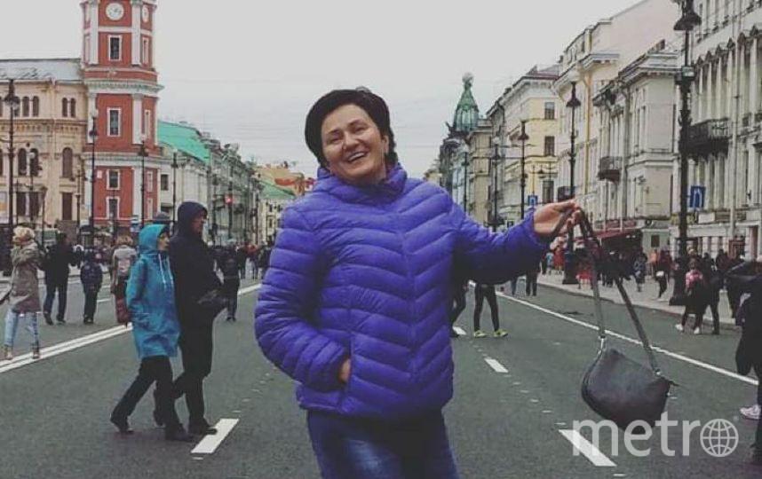 """Ирина Корпусова. Фото """"Metro"""""""
