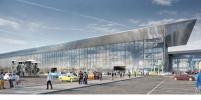 Новый терминал аэропорта