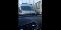 Мужчина упал в автобусе в Пушкине и попал в больницу