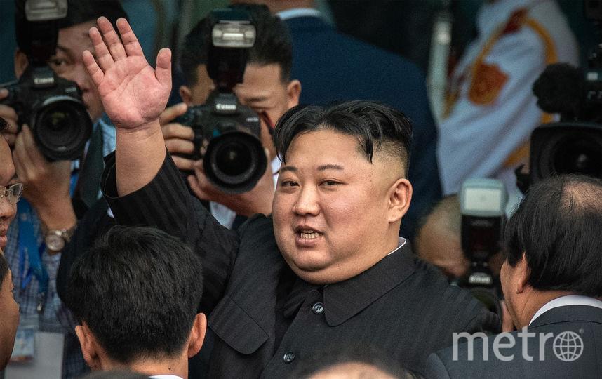 Ким Чен Ын. Фото архив, Getty
