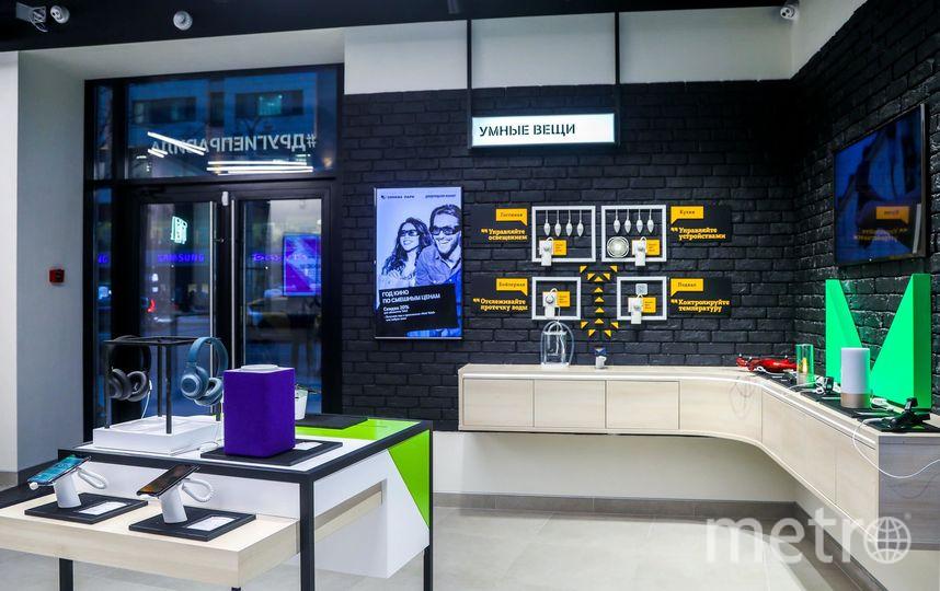 Трижды digital: Tele2 запустила новый формат розницы.