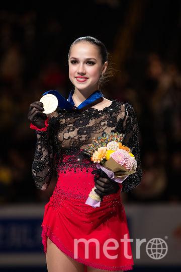 Вот такая она – медаль чемпионата мира! Фото AFP