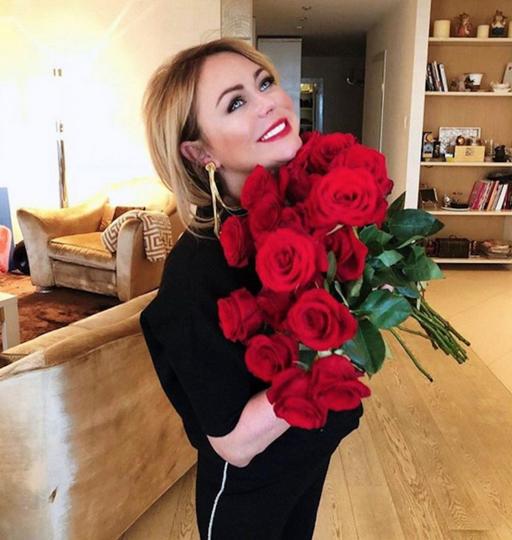 Юлия Началова, архивное фото. Фото Скриншот https://www.instagram.com/julianachalova/