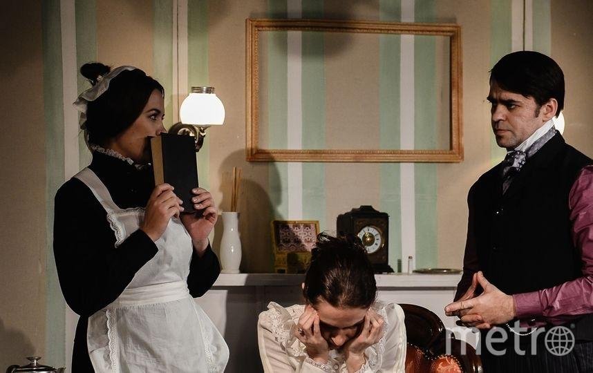"""На фото – часть реквизита для спектакля «Angel Street. Психологический триллер в викторианском стиле». Фото предоставлено героиней материала, """"Metro"""""""