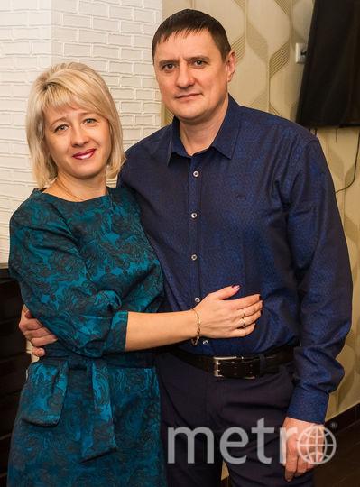 """Татьяна Бурсина с мужем. Фото предоставлено Татьяной Бурсиной, """"Metro"""""""