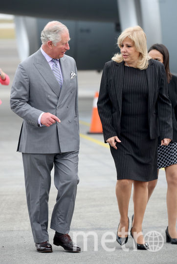 Принц Чарльз 24 марта прилетел на Кубу. Фото Getty
