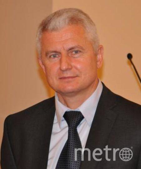 "Валерий Шиян. Фото https://www.gov.spb.ru/, ""Metro"""