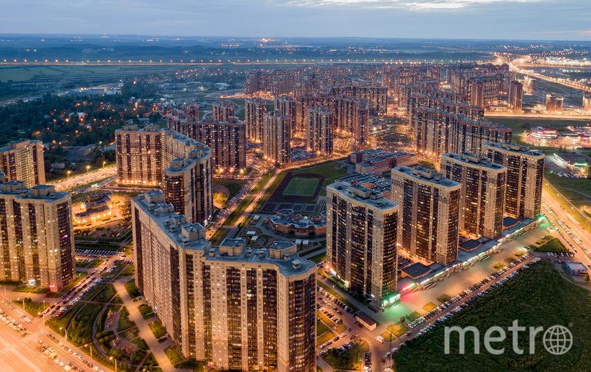 """В современных жилых комплексах очень много внимания уделяется безопасности. Фото Главстрой Санкт-Петербург, """"Metro"""""""
