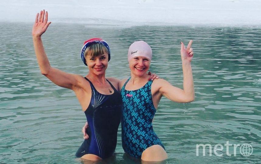 Татьяна Кувшинникова (слева). Фото предоставила Татьяна Кувшинникова