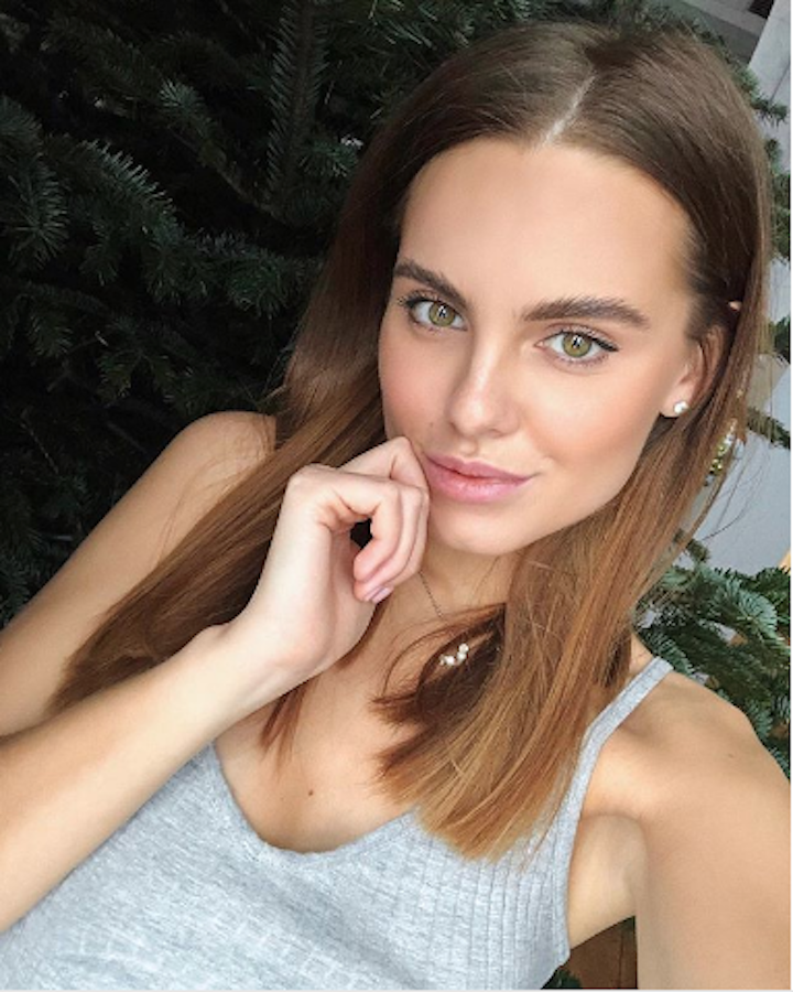 Дарья Клюкина. Фото www.instagram.com/klyukina_d