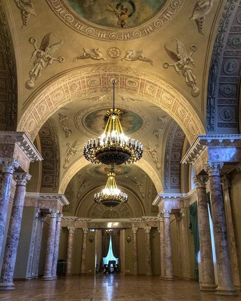 Музей современной истории России. Фото Скриншот instagram.com/murrrakami/
