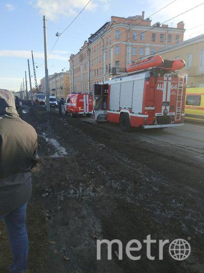 В Петербурге двое детей провалились под лёд, один погиб. Фото ДТП и ЧП | Санкт-Петербург | Питер Онлайн | СПб, vk.com