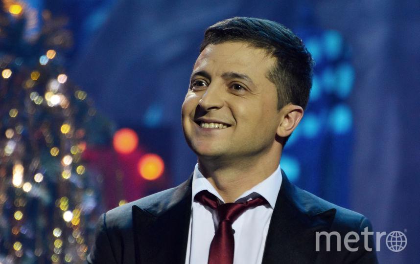 Кандидат на пост президента Украины Владимир Зеленский. Фото Getty