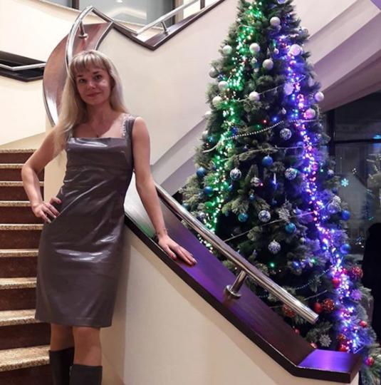 Татьяна Кувшинникова. Фото Скриншот Instagram/tanyakuvsh