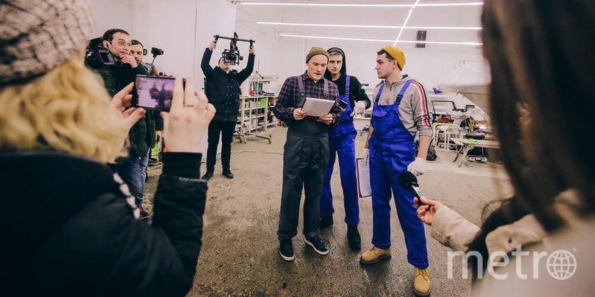 В Перми устроили квест по местам съёмок
