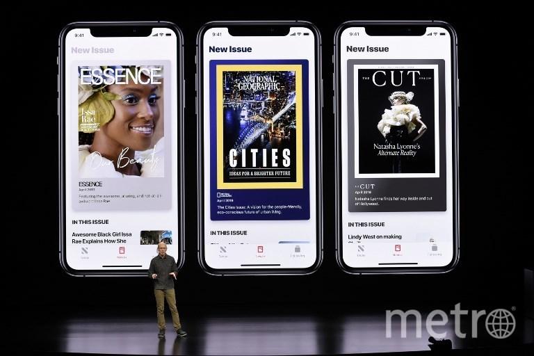 Презентация Apple: главные новинки компании 2019