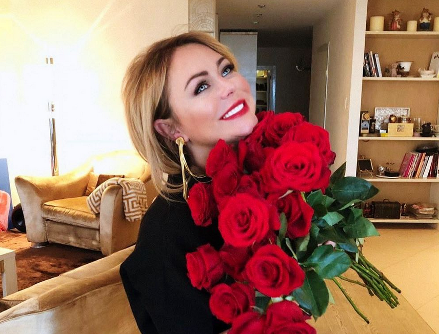 Юлия Началова. Фото Скриншот Instagram: @julianachalova