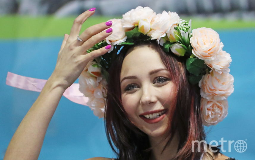 Чемпионка мира и Европы-2015 Елизавета Туктамышева. Фото Getty