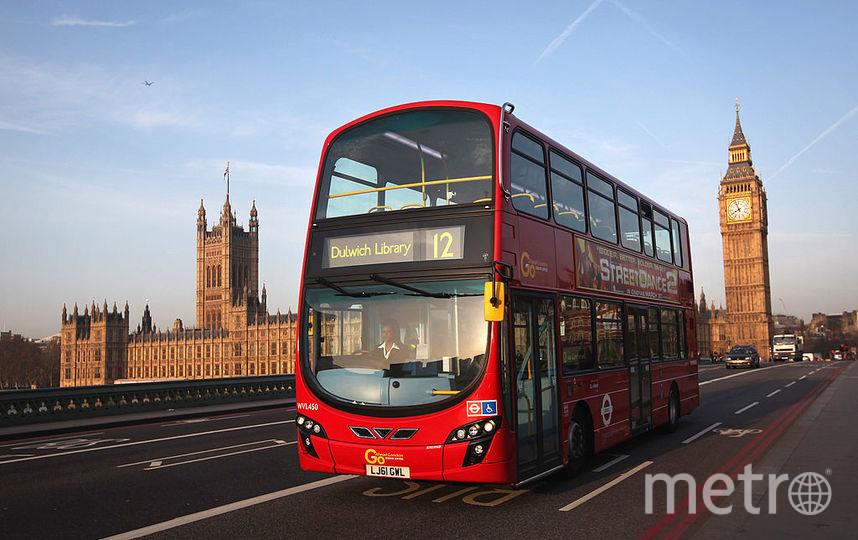 Лондон, Англия. Фото Getty