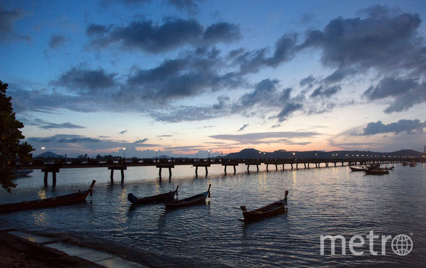 Пхукет, Таиланд. Фото Getty