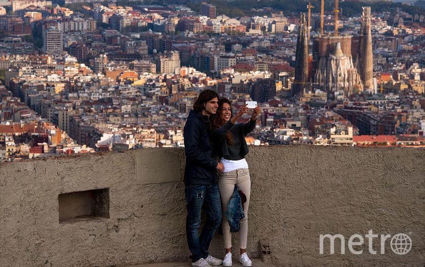 Барселона, Испания. Фото Getty