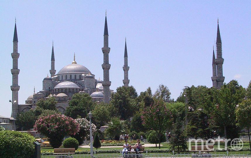 Стамбул, Турция. Фото Getty