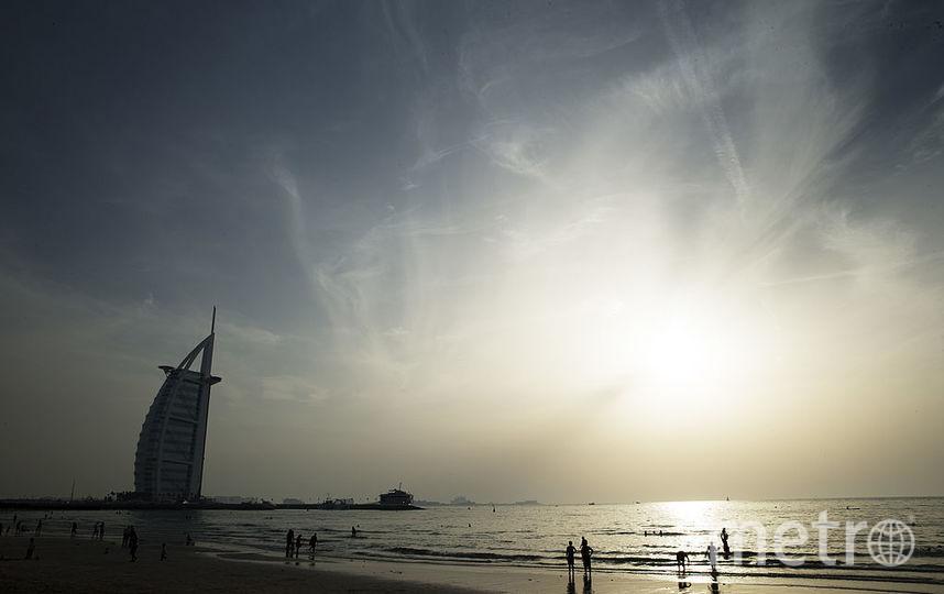 Дубай, ОАЭ. Фото Getty