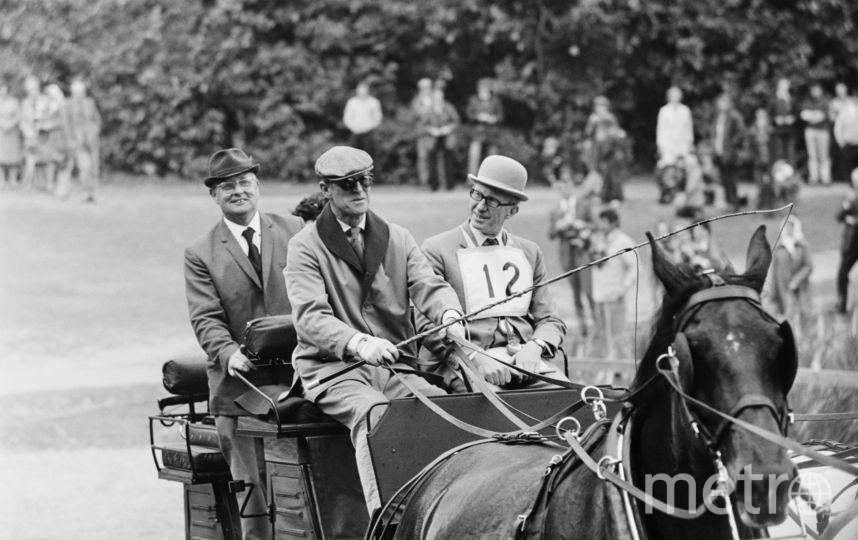 Принц Филипп. Архивное фото. 1976 год. Фото Getty