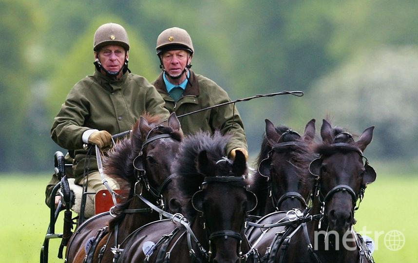 Принц Филипп. Архивное фото. 2005 год. Фото Getty