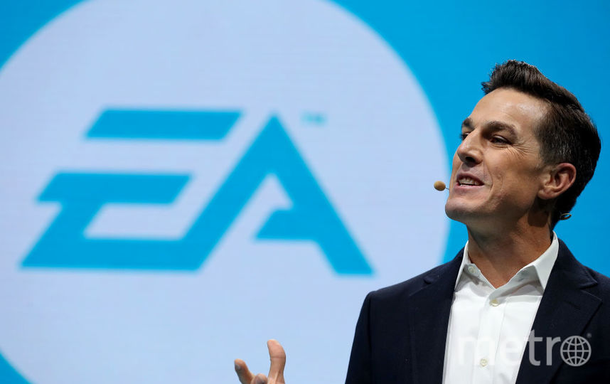 Первоначально EA была лишь издателем игр. Фото Getty