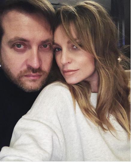 Саша Савельева с мужем Кириллом Сафоновым. Фото www.instagram.com/sasha_savelieva