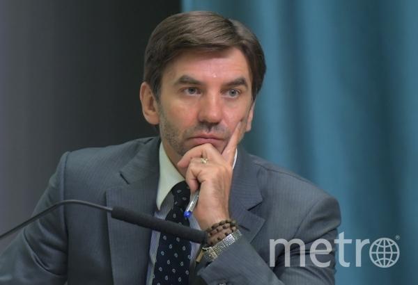 Михаил Абызов. Фото РИА Новости