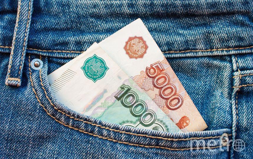 Среднестатистическая зарплата в январе 2019 года составила 42,2 тысячи рублей. Фото Pixabay