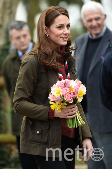 Кейт Миддлтон. Фото AFP