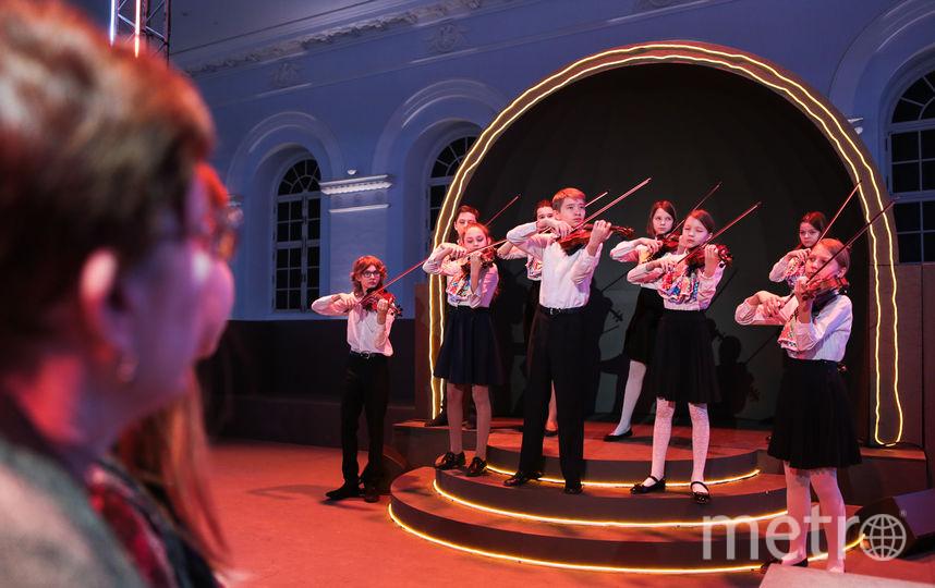 Скрипачи на Московском культурном форуме. Фото Предоставлено организаторами