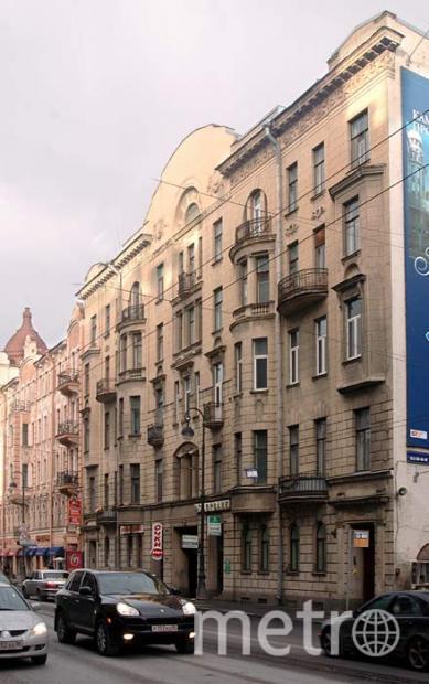 Здание, где проводилась перепланировка. Фото citywalls