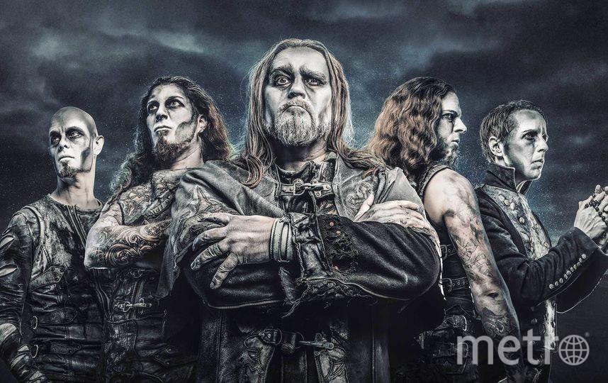 Германская пауэр-метал-банда Powerwolf. Фото Предоставлено организаторами