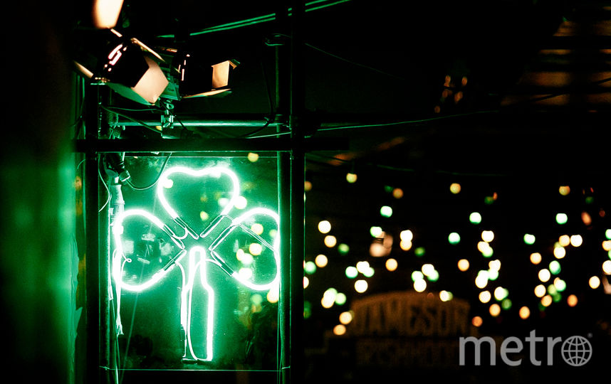 Вечеринка Jameson Irishhood пройдёт в Москве 30 марта. Фото Предоставлено организаторами