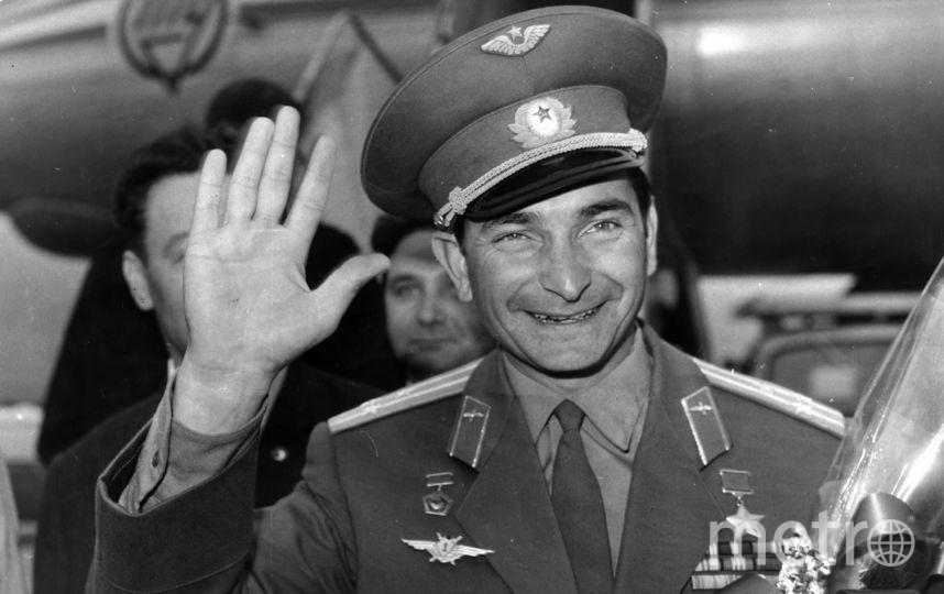 Валерий Быковский умер в 84 года. Фото Getty
