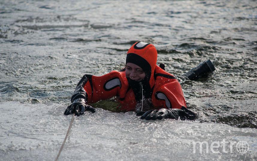 """20 минут максимум может находиться человек на холоде при температуре до -15 градусов после попадания в полынью. Фото  Игорь Генералов, """"Metro"""""""