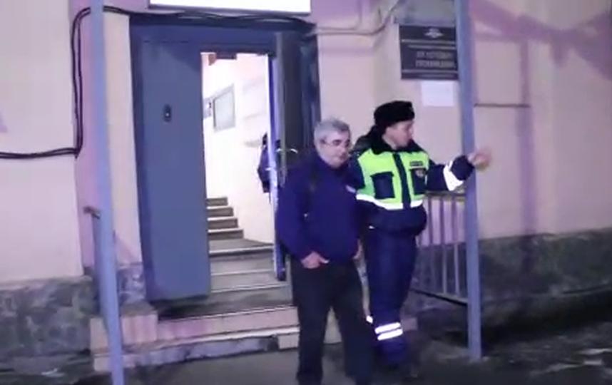 "Фото предоставили в ГУВД города. Фото ""Metro"""