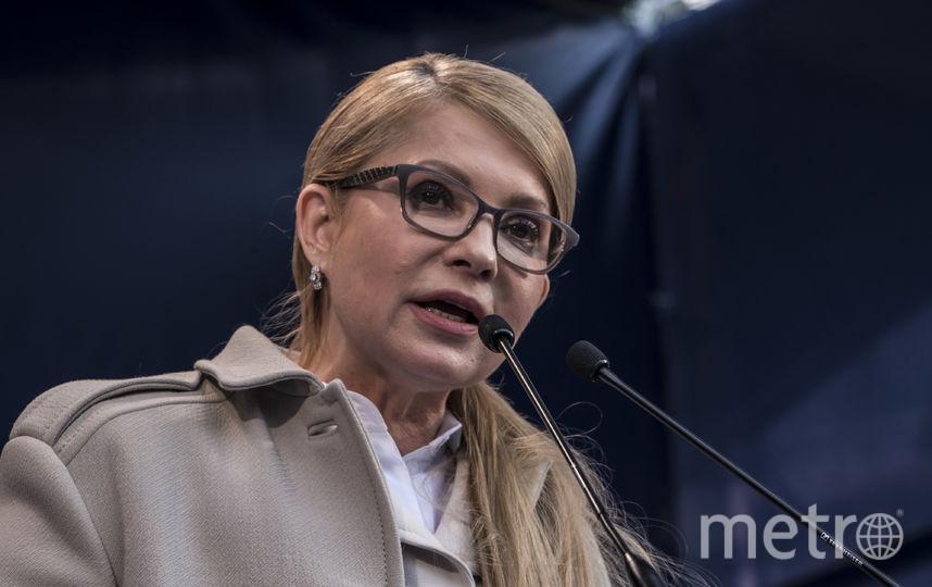 Юлия Тимошенко. Фото Getty