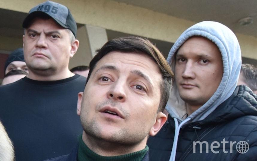 Михаил Зеленский. Фото РИА Новости