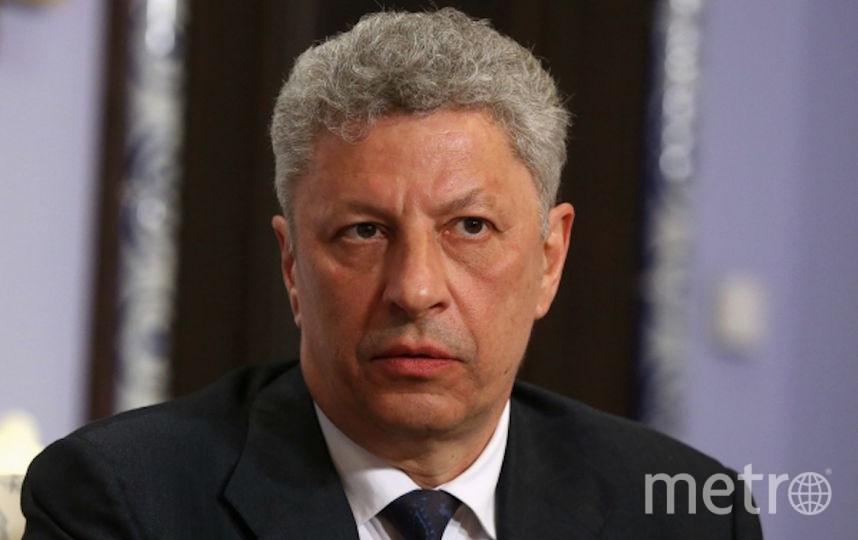 Юрий Бойко. Фото РИА Новости