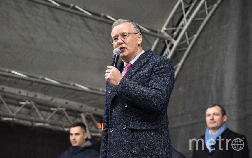 Анатолий Гриценко. Фото РИА Новости