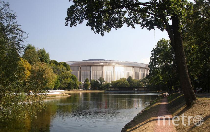 """СК """"Олимпийский"""" после реконструкции. Фото mos.ru"""