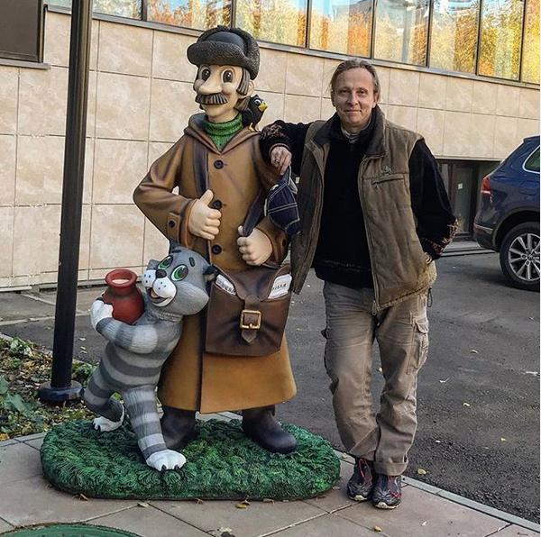 Иван Охлобыстин. Фото Скриншот instagram.com/psykero1477/
